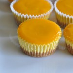 Mango Cheesecake with Mango Glee