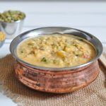 Panchmel Darbari Dal/ Creamy Five Lentils Stew