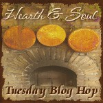 Hearth and Soul Blog Hop 181: 12/9/2013
