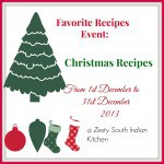 Favorite recipes event christmas edition
