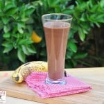 Mocha Banana Dates Smoothie