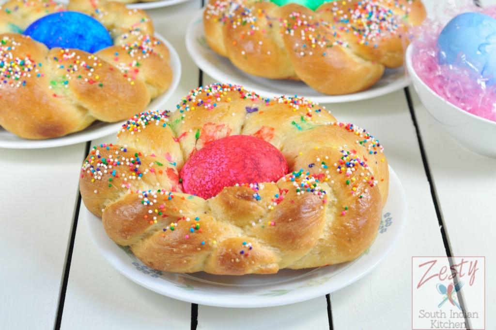 Italian easter bread 1