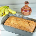 Banana Pecan Cream cheese Bread