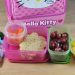 Back to school Healthy Snacks with Del Monte