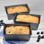 Mini Blueberry Cream Cheese Pound Cake
