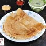 Dosa: South Indian Crepe