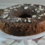 chocolate chiffon cake 6