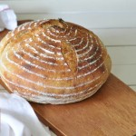 Hearth Sourdough Loaf