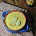 Shiner Bock chedar soup 9