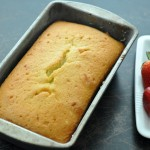 Vanilla pound cake 2