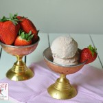 strawberry cheese cake ice cream 2