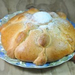 Pan de Muerto for Day of the Dead