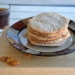 Coca Cristina/ Valencian Almond Cookie