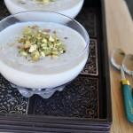 Lebanese Rice pudding/Riz B Haleeb