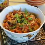 One pot Mexican Rice and Beans