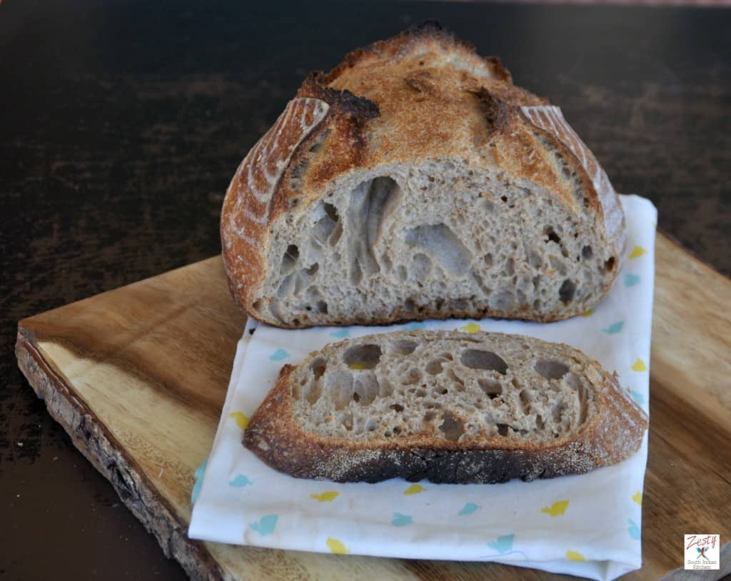 Whole wheat bread 10
