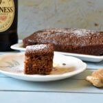 Guinness Stout Gingerbread cake