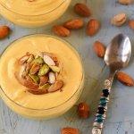 Amrakhand/ Mango Yogurt