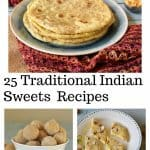 25 Traditional Indian Sweets Recipes