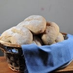 Pataqueta; Valencia' Orchard traditional bread for November Baking Partners challenge