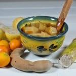Ponche Navideño- Mexican Christmas Fruit Punch
