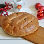 Julekake:Norwegian Christmas Bread
