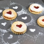 Linzer Cookies for Baking partners challenge