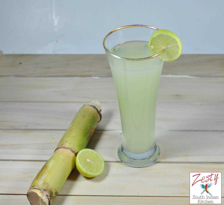 Karimbu Juice Sugarcane Juice Zesty South Indian Kitchen