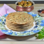 Aloo  Paratha, Aloo ka Paratha: Potato stuffed flat bread Guest post for MJ's Kitchen