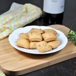 Homemade Soda Crackers for Baking Partner's Challenge