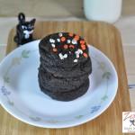 Halloween Sprinkle Cookies
