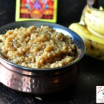 Pongala Payasam / Sweet Rice Pudding