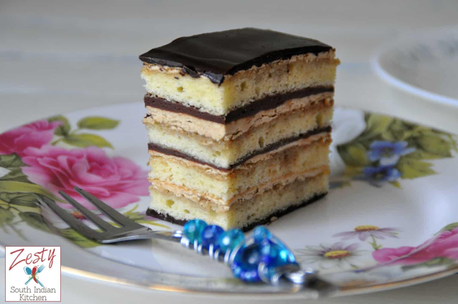 How Do You Make Chocolate Coffee Cake