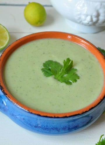Cucumber bisque: A book review and Celebrity chef interview