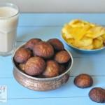 Chakka unniyappam/ Jack fruit rice sweet fritters