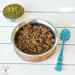 Cherupayar Sundal /Vella  Pachai payaru/  Sweet Mung beans Sundal