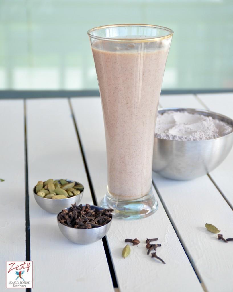 Hot Malt Drink Recipe