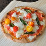 Pizza Margherita and Book Review
