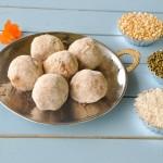 Porulvilangai Urundai (Porivilangai Urundai) : Sweetened Multi grain balls