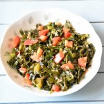 Southern Style Vegetarian Collard Greens