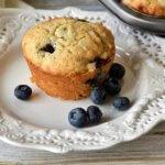 Jordan Marsch blueberry muffins