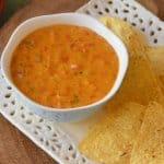 Lady Bird Johnson's Chile Con Queso and Book review
