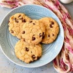 Chewy Chocolate chip cookies and Giveaway