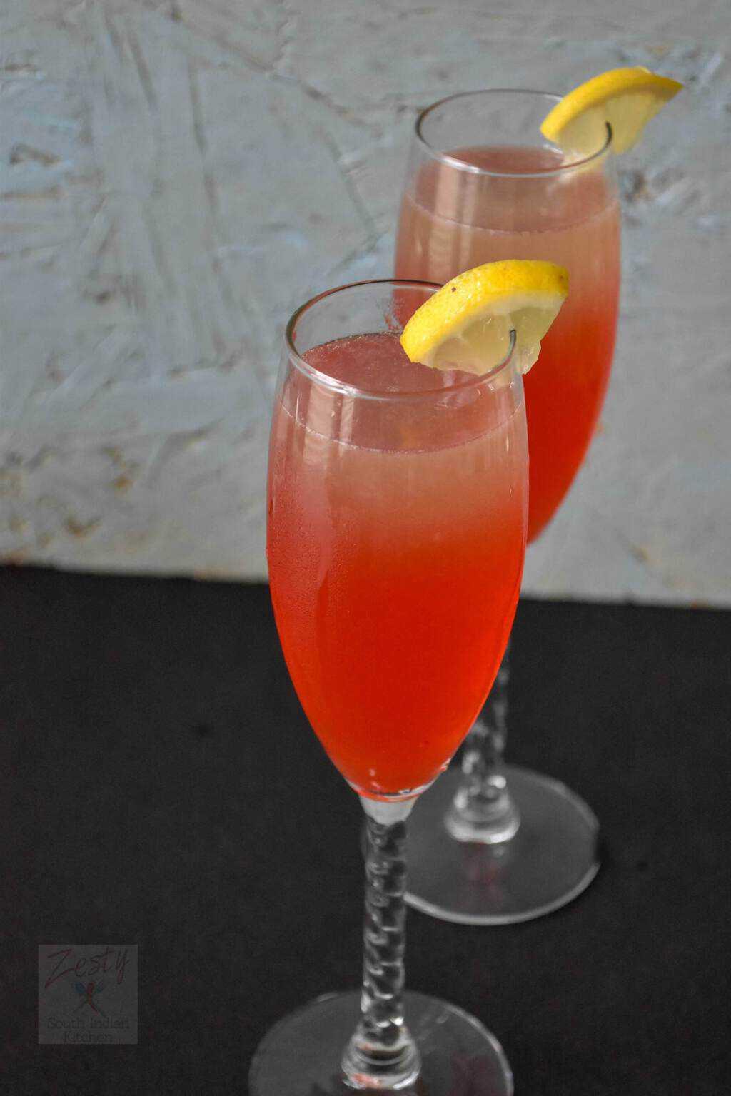 Romance Caribeno Cocktail