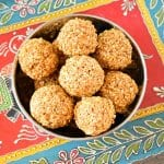 Ellu Unda/ Sweet Sesame seed and coconut balls