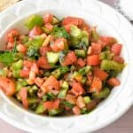 Acili Ezme/Turkish Chili Salad