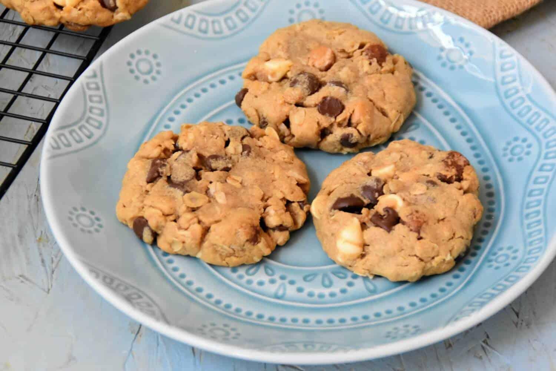 Peanut Butter Chocolate Chip Cookies Paula Deen