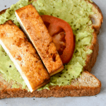 Avocado and Tofu Toasts