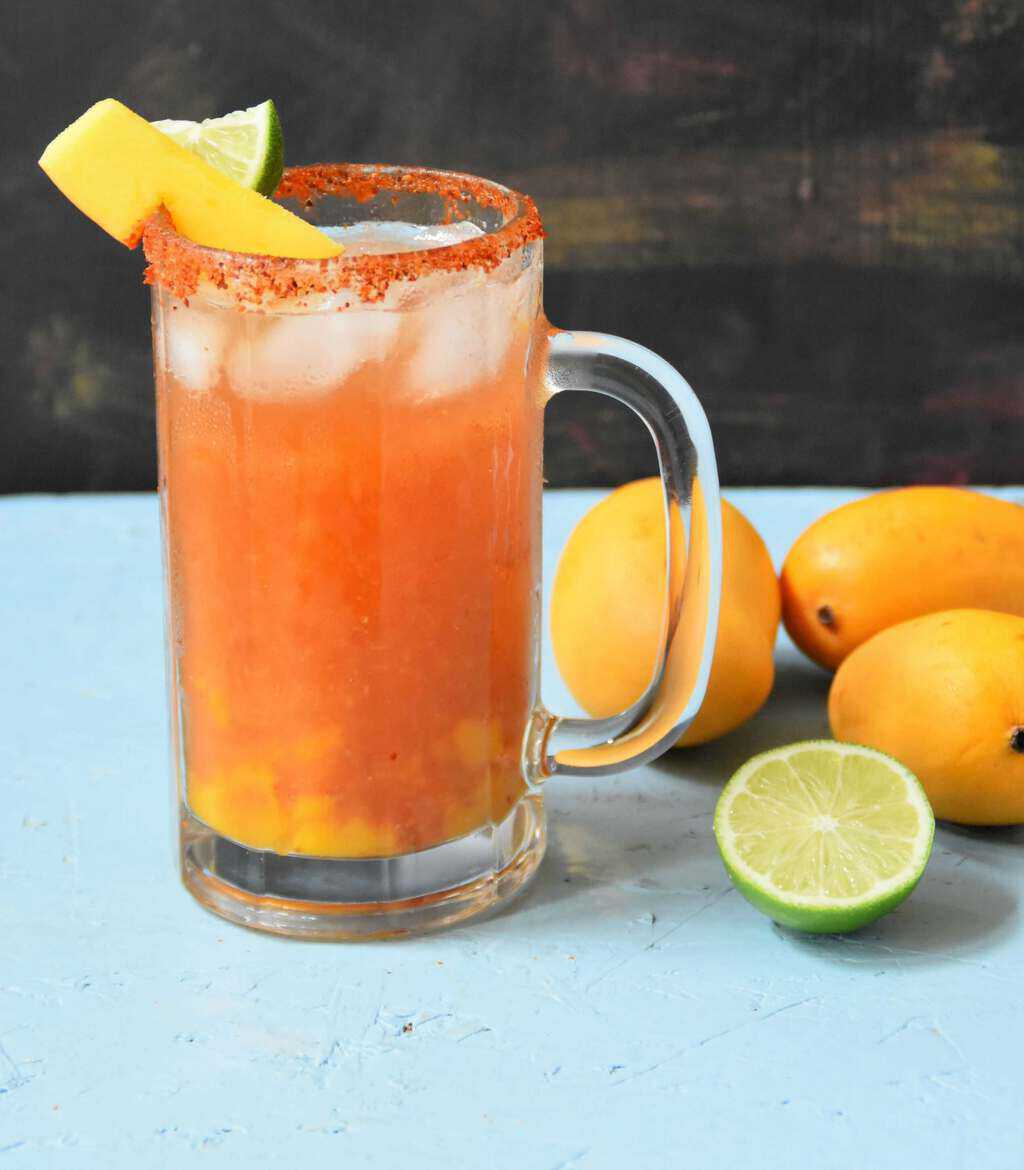 Chipotle Mango Michelada