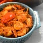 Shrimp Kebat